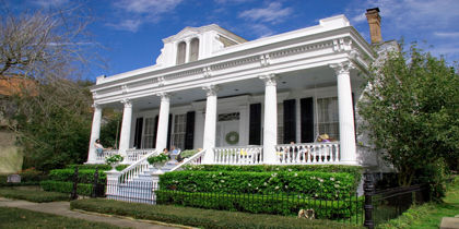 Garden District, New Orleans, Louisiana, United States of America