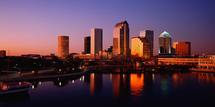 Downtown Tampa, Tampa, Florida, United States of America