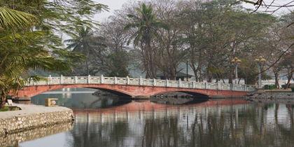 越南河內二徵夫人街