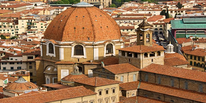 San Lorenzo, Florencia, Italia