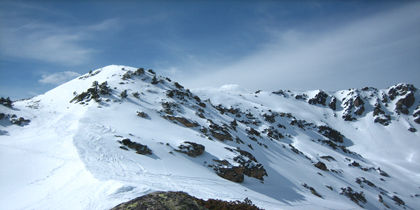 La Mongie, Pyrenees - Ski, France