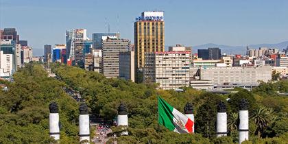 Centro comercial Reforma, Ciudad de México, México