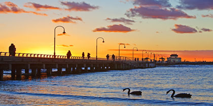 St Kilda, Melbourne, Victoria, Australien