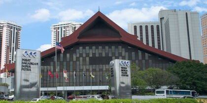 Putra World Trade Centre, Kuala Lumpur, Malaisie