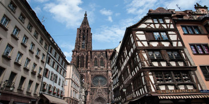 Historic Center, Strasbourg, France