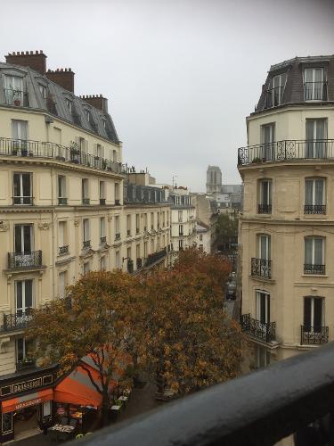 Hotel Rue Claude Bernard Paris