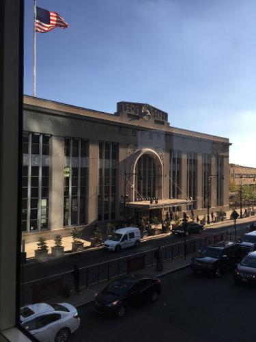 Newark Penn Station Hotels