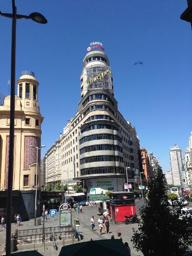 Vincci capitol en madrid Hoteles en madrid espana