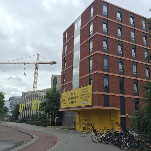 The Student Hotel Amsterdam West In Amsterdam