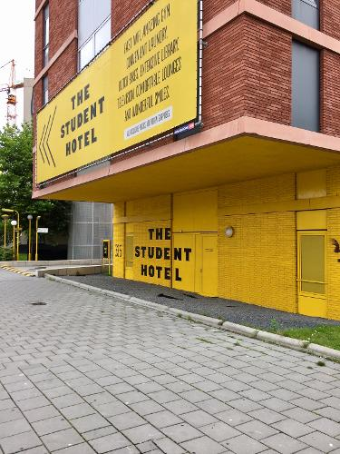 The Student Hotel Amsterdam Bewertung