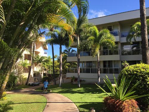Maui Banyan Hotel Room
