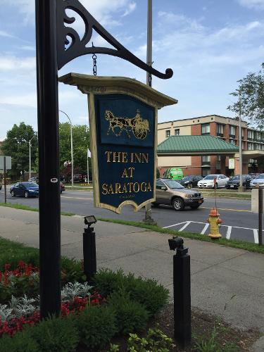 Book the inn at saratoga saratoga springs new york for New hotels in saratoga springs ny