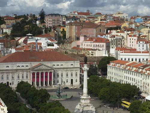 Hotel travel park lisboa lisbonne r servation avec for Hotels lisbonne