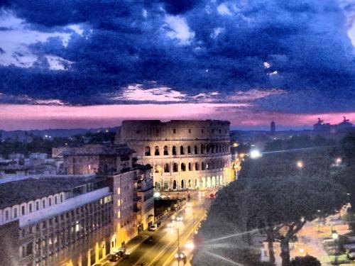 Book mercure roma centro colosseo rome from 87 night for Hotel roma centro economici