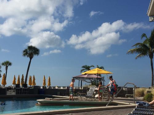 book thunderbird beach resort treasure island from 125. Black Bedroom Furniture Sets. Home Design Ideas