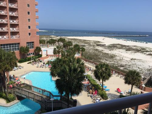 Book Perdido Beach Resort, Orange Beach, Alabama