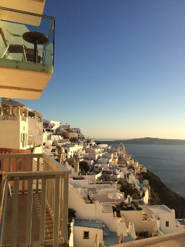 Book panorama boutique hotel santorini greece for Boutique hotels greece