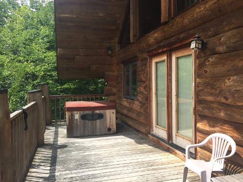 Book Almost Heaven Log Cabins Gatlinburg Tennessee