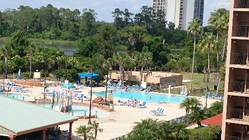 Wyndham Garden Lake Buena Vista Disney Springs Resort Area In Lake Buena Vista