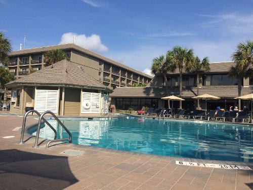 The Beach House Holiday Inn Resort Hilton Head Island