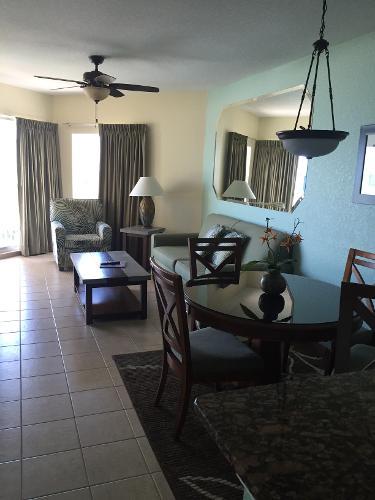 Book Sunset Vistas Two Bedroom Beachfront Suites Treasure Island Florida