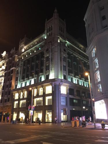 Tryp Madrid Cibeles Hotel In Madrid