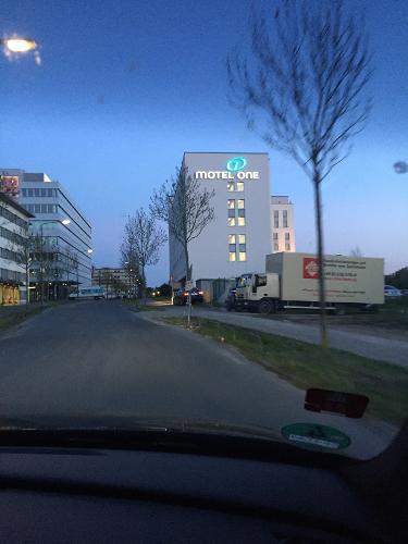 Frankfurt Airport Motel One