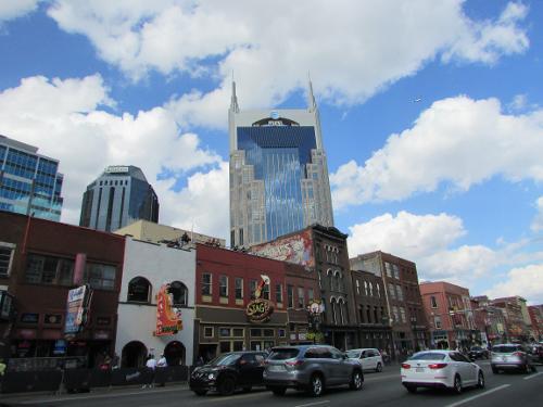 Holiday Inn Express Nashville Downtown