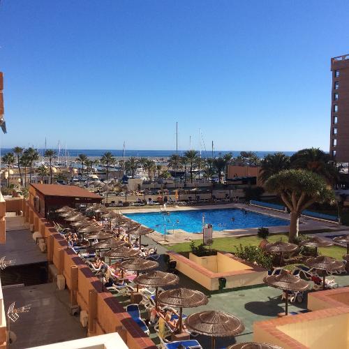 Hotel Pyr Fuengirola in Fuengirola - Hotels.com