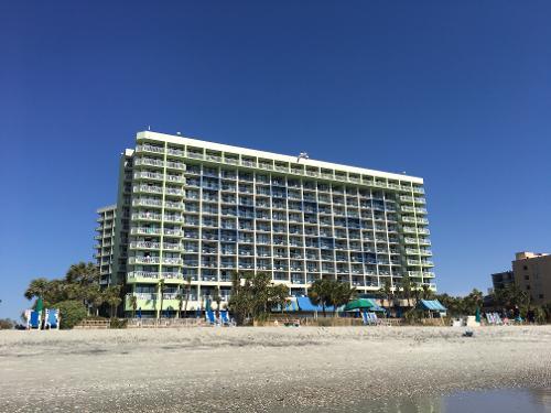 Book Coral Beach Resort Hotel & Suites, Myrtle Beach