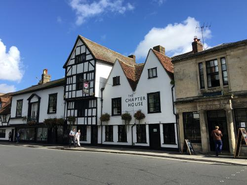The Chapter House In Salisbury Hotels Com
