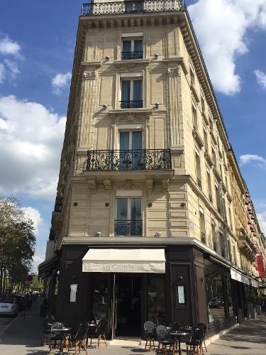 Book H Tel La Comtesse By Elegancia Paris France