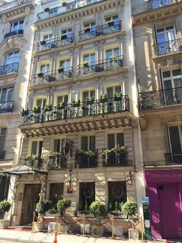 H tel kleber champs lys es tour eiffel paris paris for Hotel sans reservation paris