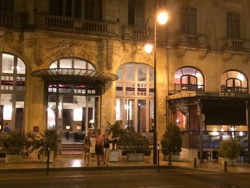 Book h tel du soleil le terminus carcassonne france for Hotels carcassonne