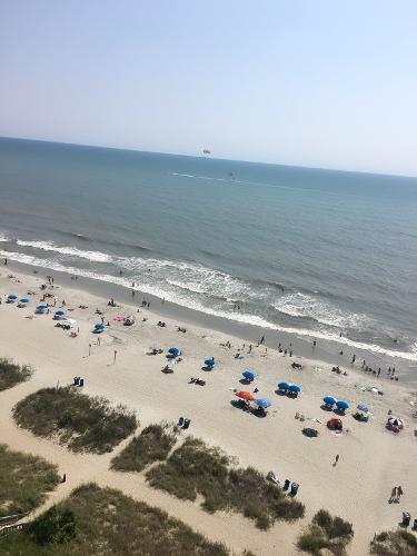 Sea Crest Oceanfront Resort Myrtle Beach Sc United States