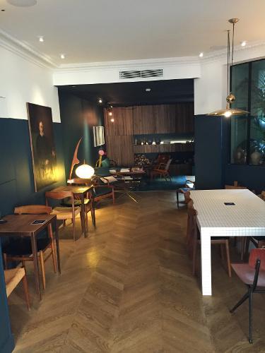 Coq hotel paris en par s for Hoteles en paris