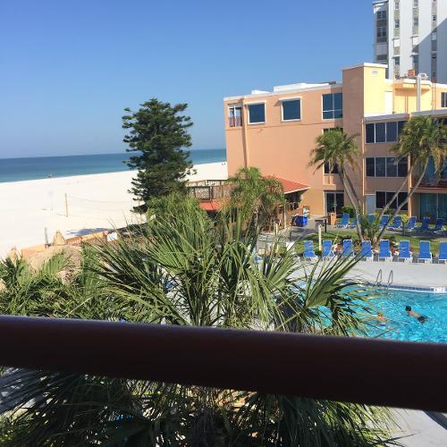Dolphin Beach Resort St Petersburg Florida Reviews