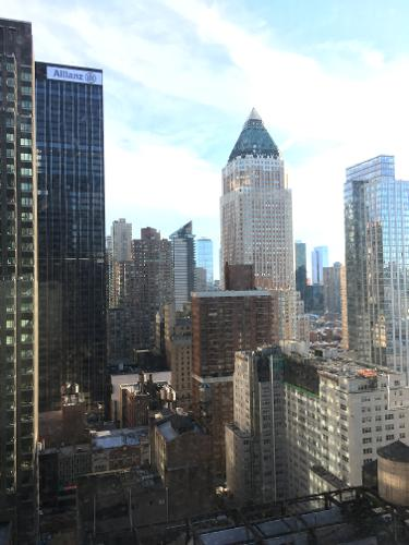 Hilton Garden Inn New York Central Park South Midtown West Hotels In New York Ny