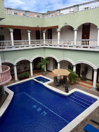 Hotel real la merced granada nicaragua hotel en - Hoteles de tres estrellas en granada ...