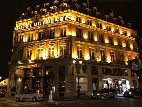 Book H Tel Du Louvre A Hyatt Hotel Paris France