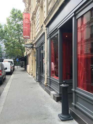 Book five boutique hotel paris quartier latin paris for Boutique hotels france