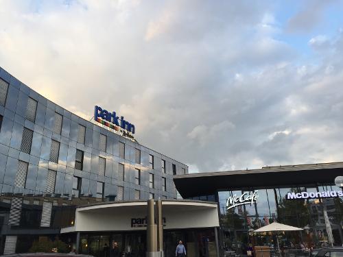 Park Inn By Radisson Zurich Airport Hotel Rumlang