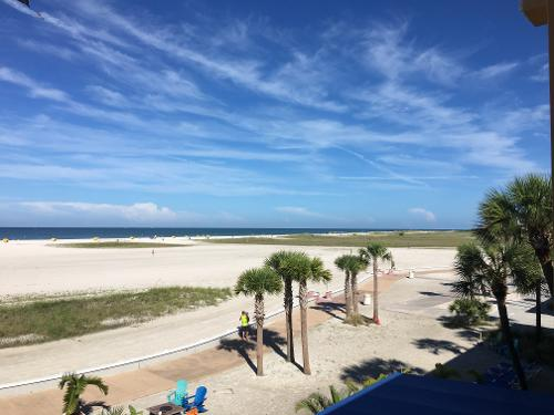 Bilmar Beach Resort  Gulf Blvd Treasure Island Fl