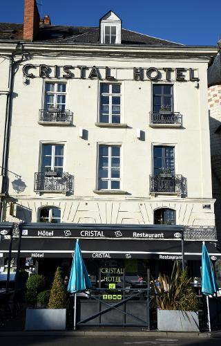 Cristal hotel restaurant saumur r servation avec for Hotel avec restaurant