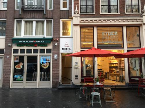 Book hotel the exchange amsterdam netherlands for Hotel pas cher amsterdam booking