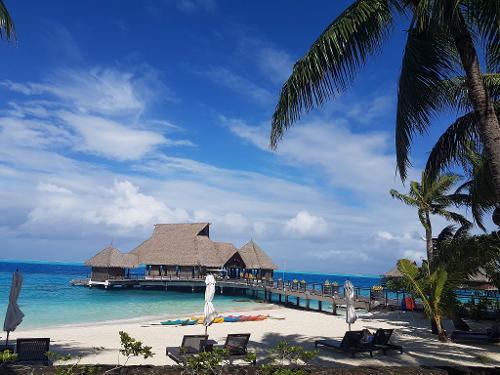 Book Conrad Bora Bora Nui Resort Amp Spa Bora Bora French