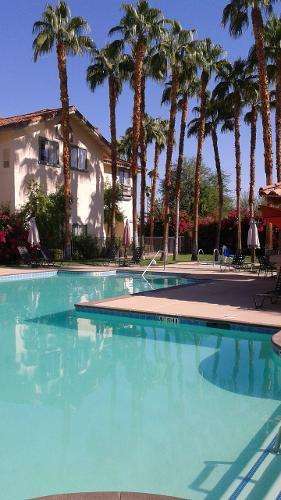 Hilton Garden Inn Palm Springs Rancho Mirage Accommodation Rooms