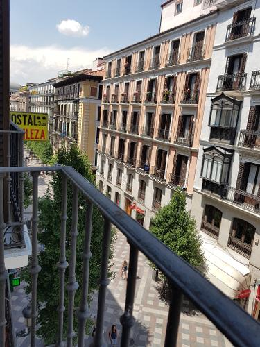 Book hotel francisco i madrid spain for Hotel calle arenal madrid