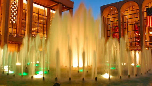 Hotels Near Metropolitan Opera New York